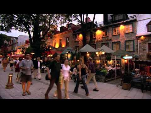 Région de Québec en été - Plaisirs urbains, art de vivre et culture