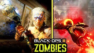 NEW BLACK OPS 4 ZOMBIES GAMEPLAY SECRETS: WONDER WEAPONS, NEW STORY & EASTER EGGS! (BO4 Zombies)