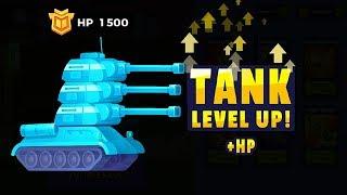 Xe Tăng T-34 : Phim Hoạt Hình Xe tăng | Mở Khóa Nâng Cấp Xe Tăng T-34 Tank Stars | Unlock Tank T34
