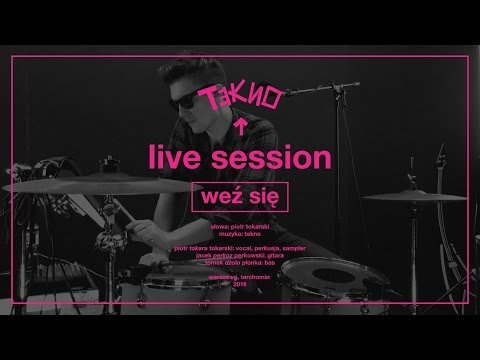 TEKNO // Weź Się / live session