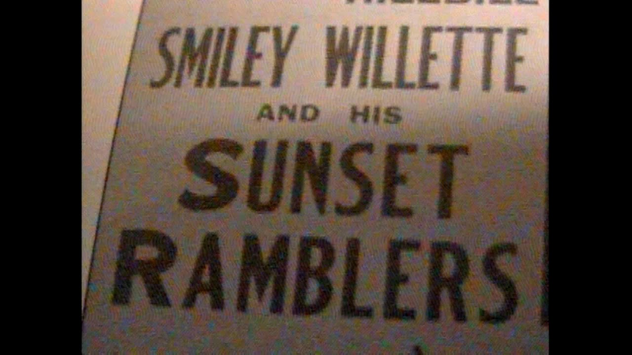 Sunset Ramblers 1950's #Two