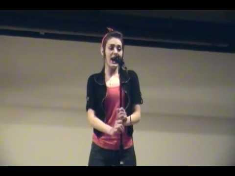 Hello - Evanescence (LIVE cover) by Emi Pellegrino