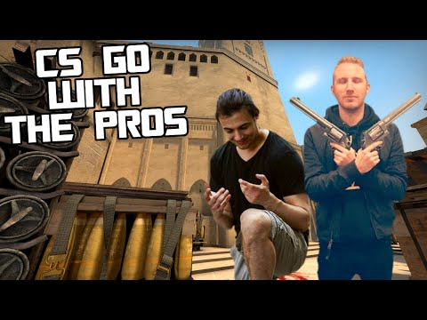 CS GO W/ THE PROS 2! Ft. Fnatic Olofmeister! (Competitive Gameplay & Funny Moments)