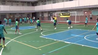 2014-15全港小學學界閃避球精英賽男小組 教院賽小VS伍