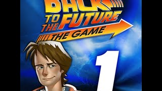 Back to the future the game episode 1 it