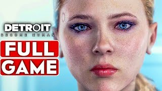 Download DETROIT BECOME HUMAN Gameplay Walkthrough Part 1 FULL GAME [1080p HD PS4 PRO] - No Commentary Mp3 and Videos