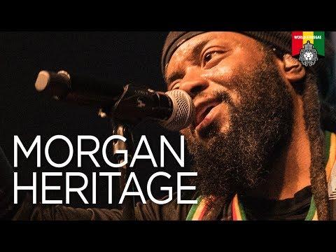 Morgan Heritage Live at Tivoli Utrecht NL, 2018