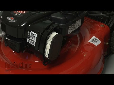 Air Filter - Briggs & Stratton Engine
