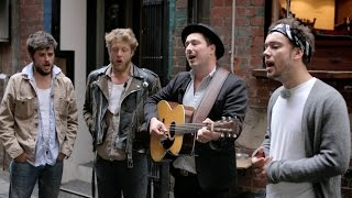"Mumford & Sons ""Timshel"" Live - Sideshow Alley"