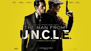 The Man from U.N.C.L.E. (available 17/11)