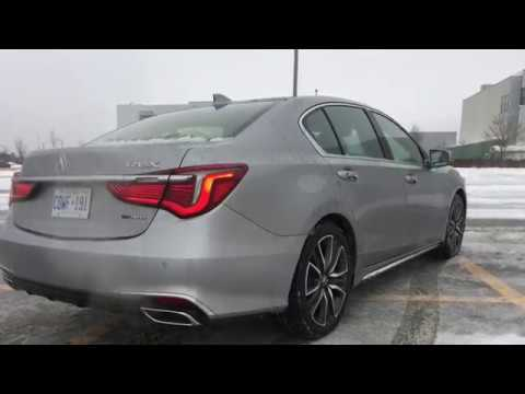 Modern Motoring - Reviewing the 2018 Acura RLX