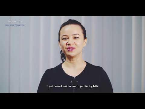 Shelly - Testimonial on Sharon's cosmetic sales seminar