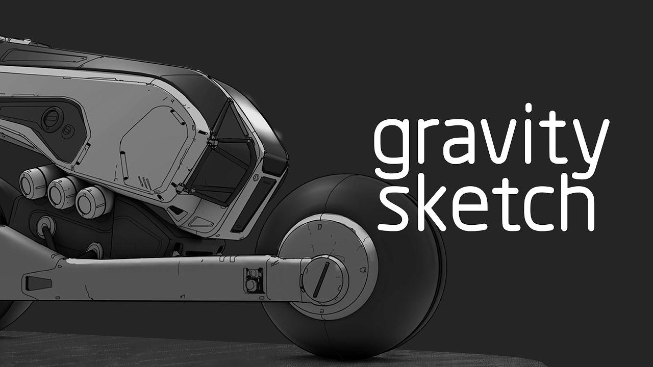 Gravity Sketch Oculus Quest Digital