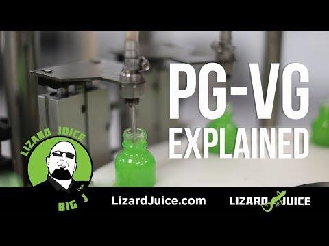 PG VG Explained