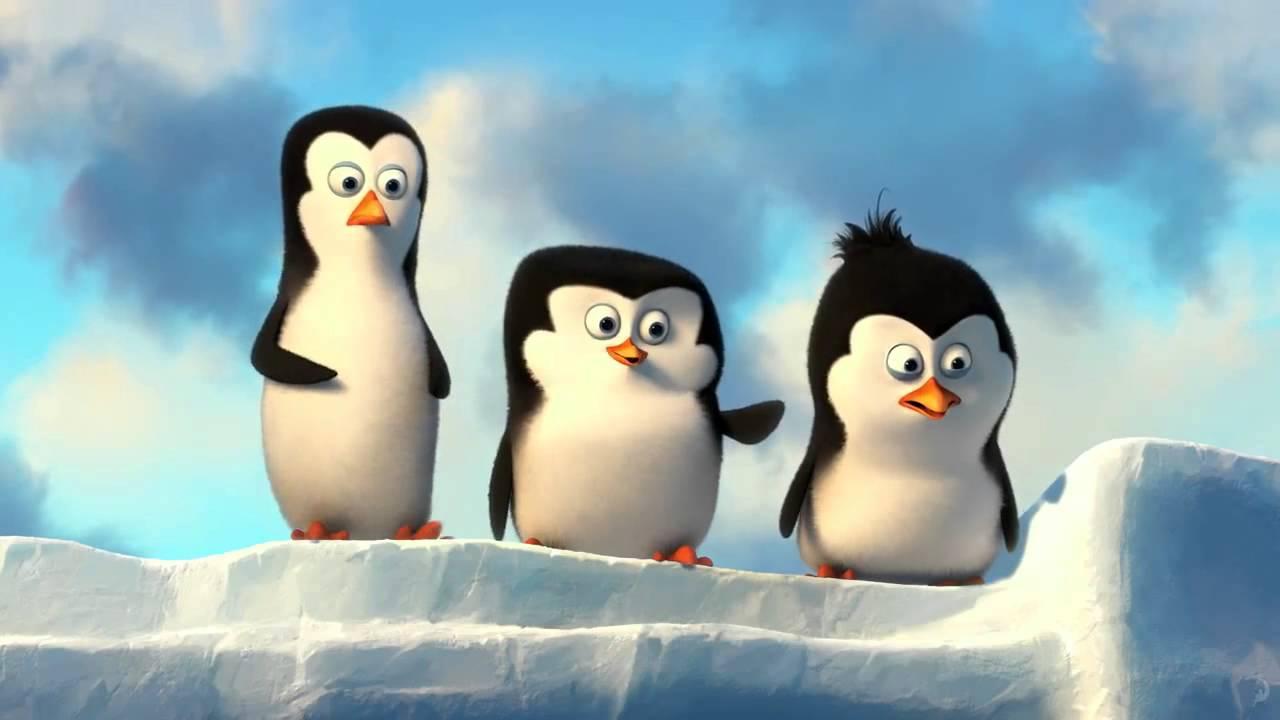 Download Pinguinii din Madagascar (The Penguins of Madagascar) (2014) - Primele 4 minute din film!