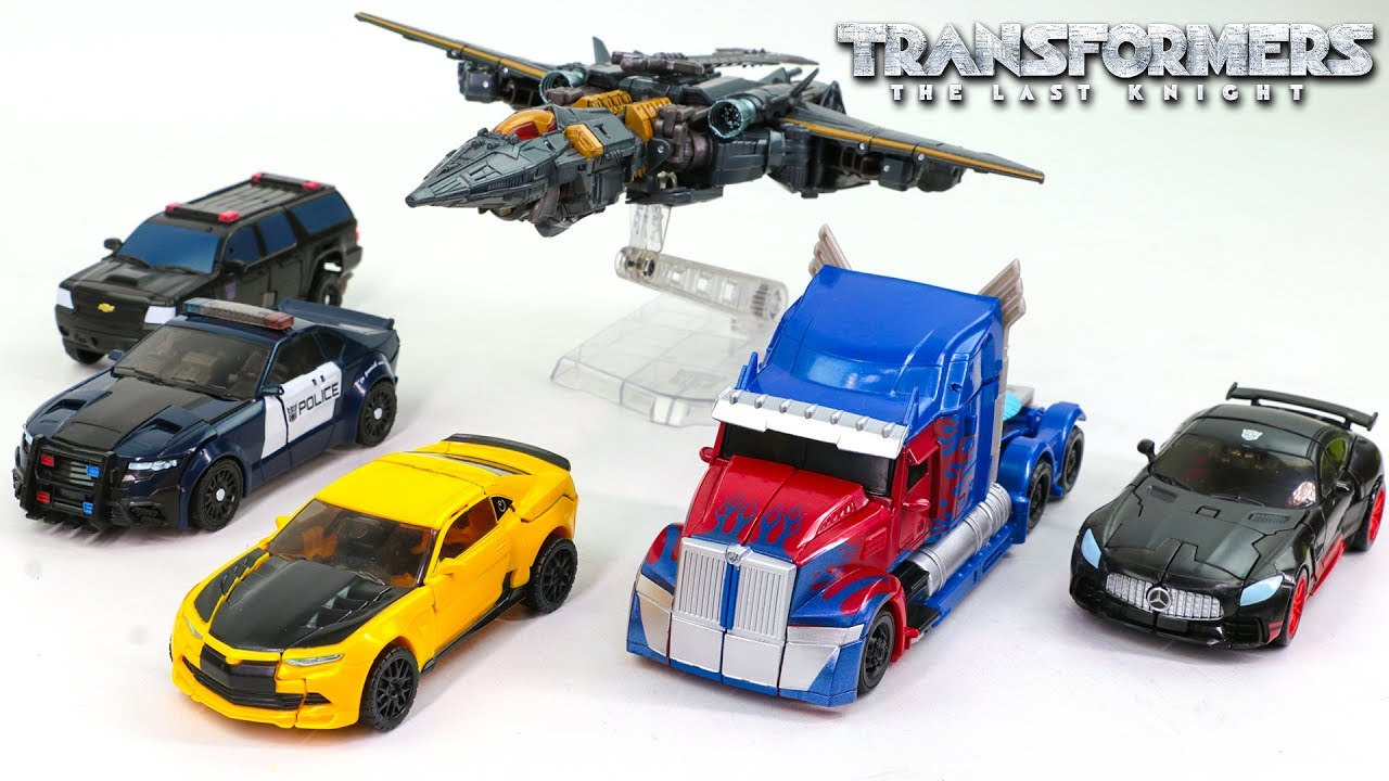 Transformers 5 tlk optimus prime bumblebee drift megatron - Autobot drift transformers 5 ...