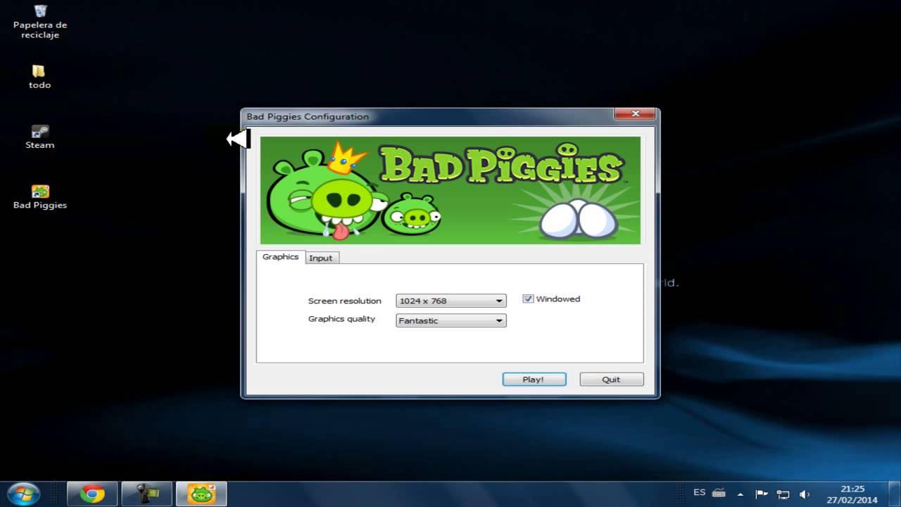 bad piggies hack version free download