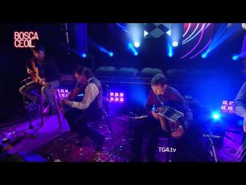"Frankie Gavin & De Dannan - ""The Golden Eagle / The Maid Behind the Barrel"""