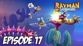 Rayman legends - La course aux p'tits z'être | Episode 17 Thumbnail
