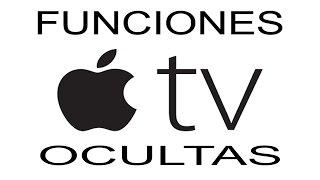 Apple TV 4: Funciones ocultas