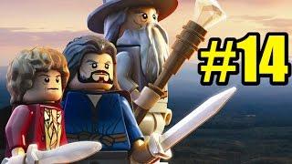 Смотреть Лего Хоббит прохождение #14