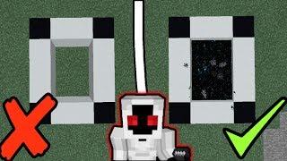 Portal Entinity 303 di MCPE??? - Minecraft PE(Pocket Edition)[Bahasa Indonesia]