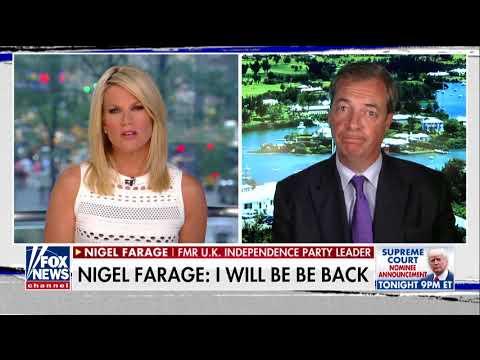 Farage Blasts London Mayor for Allowing