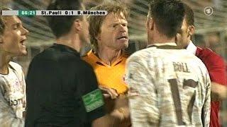 Kahn gegen FC St Pauli |  DFB Pokal 2006