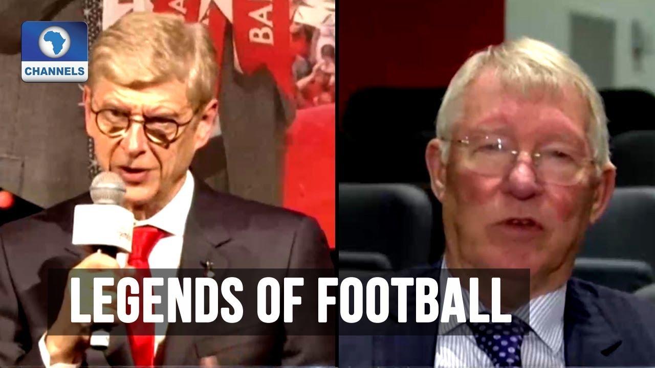 NBA Tweet Uproar As Ferguson Pays Tribute To Wenger