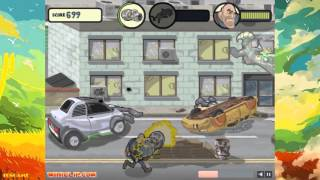 Joe Destructo Gameplay Full Walkthrough