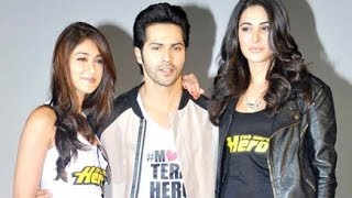 Main Tera Hero trailer launch