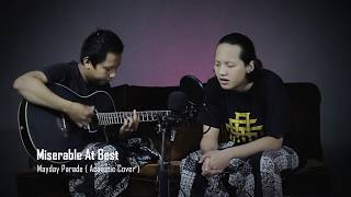 Cover Acoustic Mayday Parade - Miserable At Best | Ibnuazzuhriy Ft. Basith