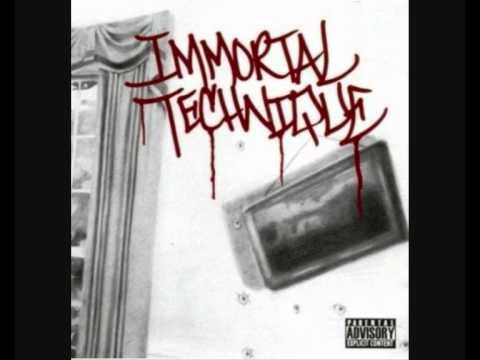 Immortal Technique   Homeland and Hip Hop