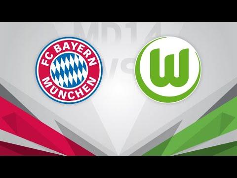 Wolfsburg Vs Bayern