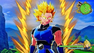 NEW Dragon Ball Z: Shallot The Game - DBZ Kakarot Shallot Gameplay (MODS)