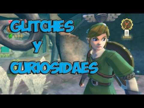 Glitches, Trucos Y Curiosidades | The Legend of Zelda: Skyward Sword