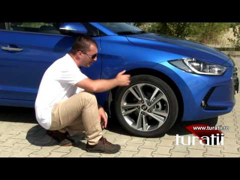 Hyundai Elantra 1.6l CRDi explicit video 1 of 3