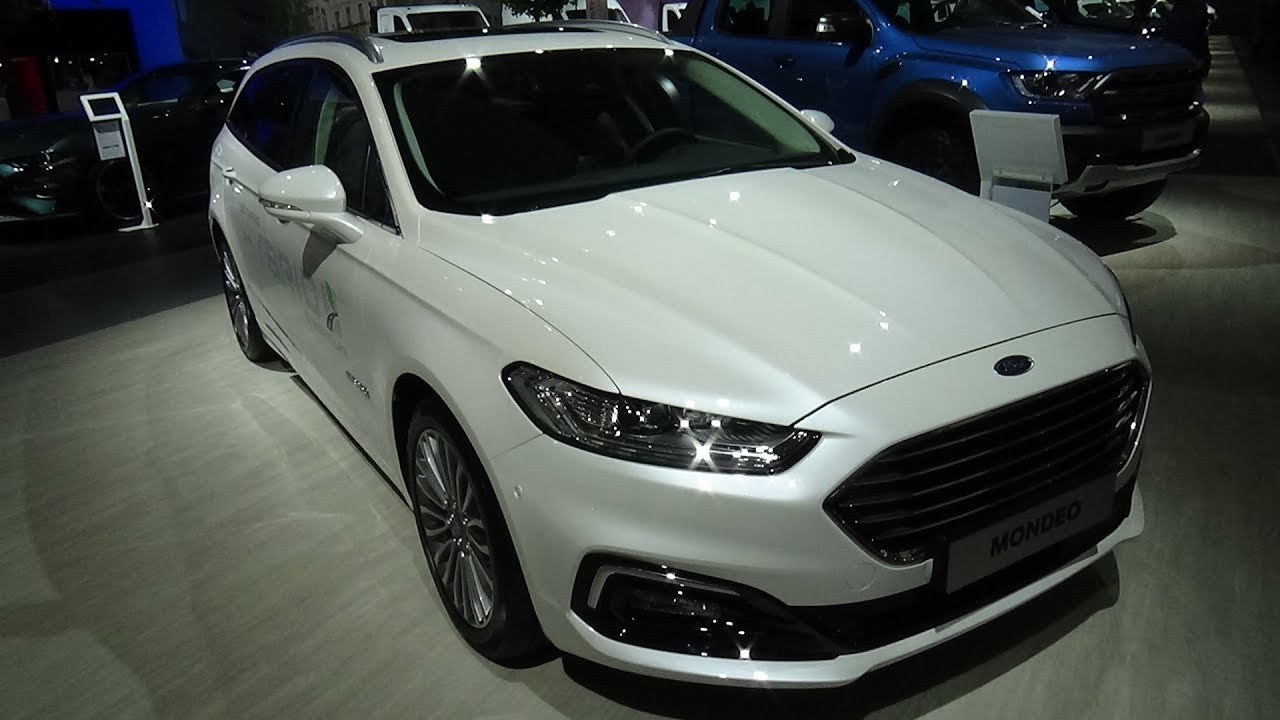 2019 ford mondeo hybrid 2 0 hev 187 exterior and. Black Bedroom Furniture Sets. Home Design Ideas
