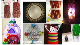 10#Best out of waste craft ideas#10 DIY room decor ideas#10 waste material reuse ideas#Bestoutofwast