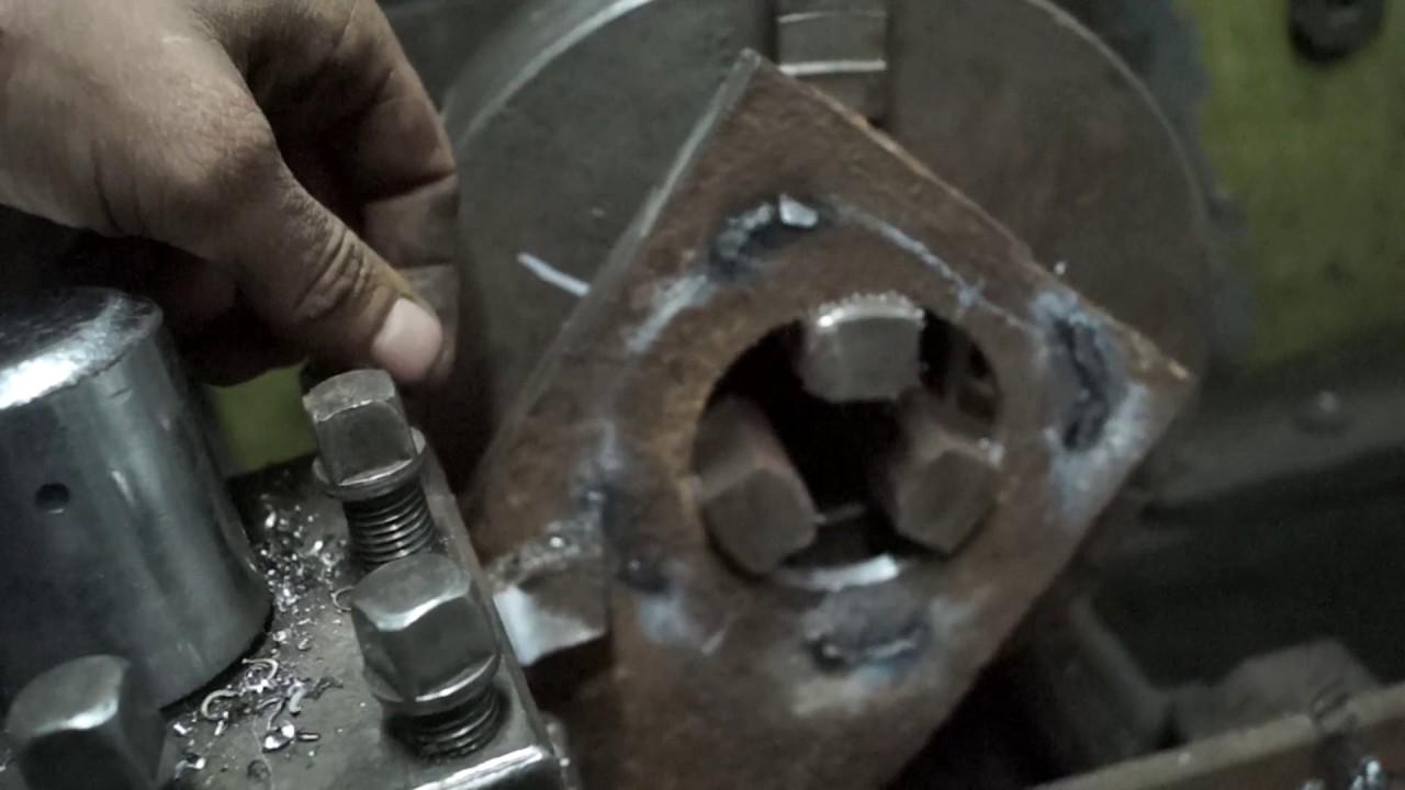 Установка задних дисковых тормозов на ваз нива во время работы над полной реконструкцией автомобиля ваз-21213, мн. » из коллекции «тюнинг.