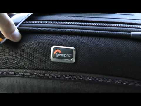 Lowepro X200 Rolling Camera Bag Review