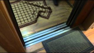 Грузовой лифт V=1 м с, грузоподъемность 630 кг (1072)