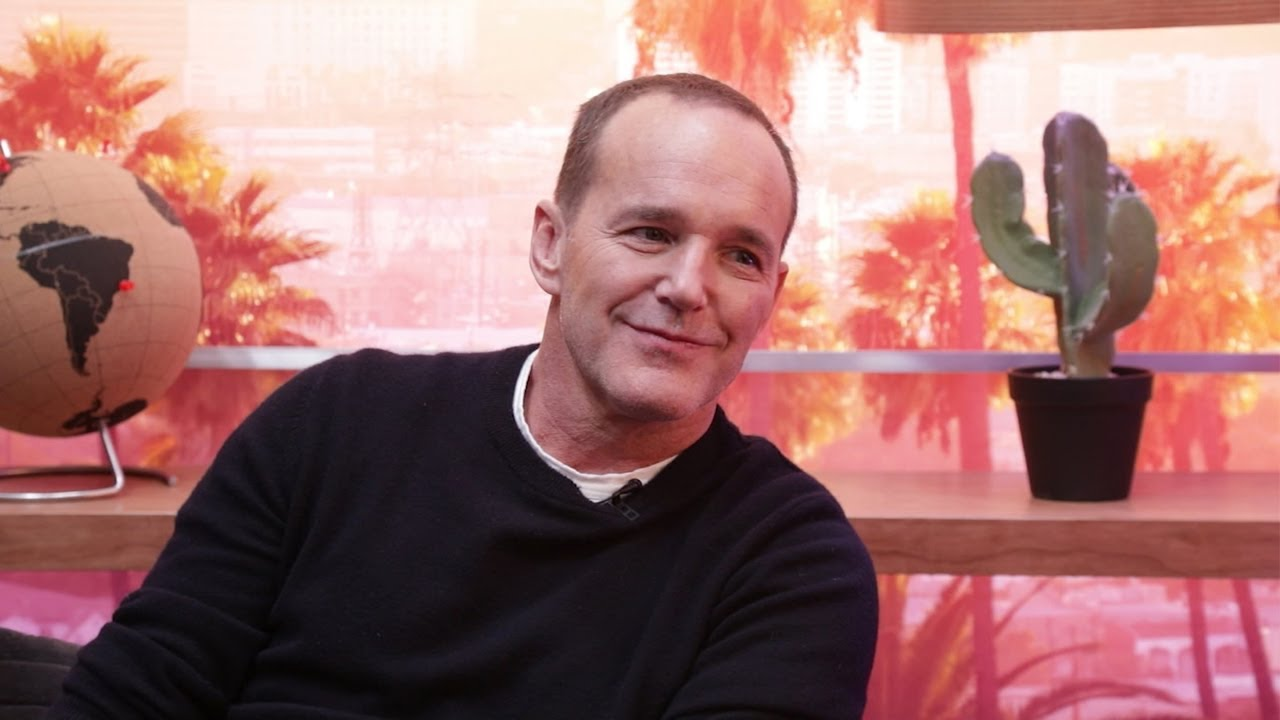 Clark Gregg on his mysterious new character in Marvel's Agents of S.H.I.E.L.D. Season 6