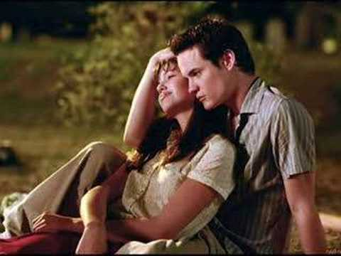 A walk to remember-Before I fall in love