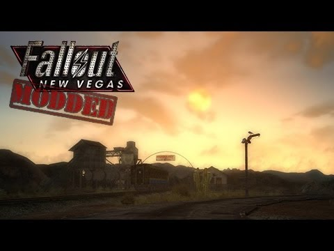 Let's play Fallout: New Vegas 14 - Electrical mishap