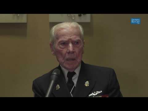 Surviving USS Nautilus Crew Member Recalls Battle of Midway