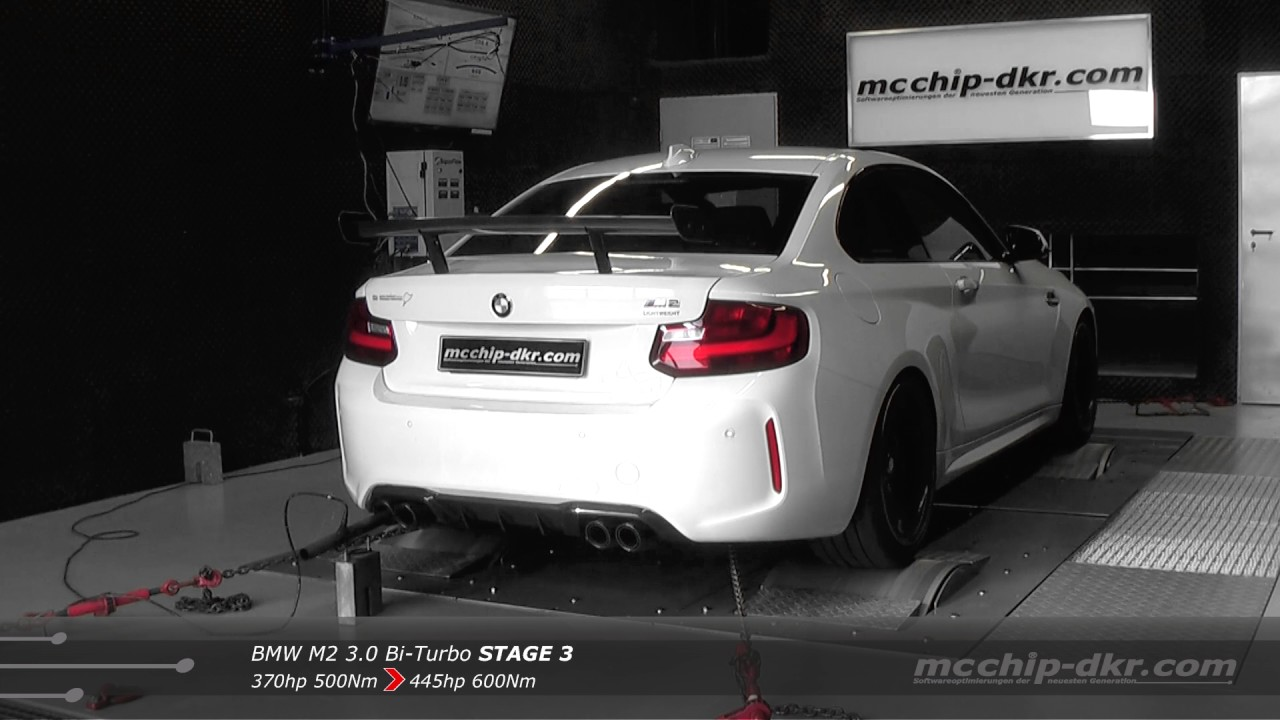 mcchip dkr leistungssteigerung chiptuning bmw m2 3 0. Black Bedroom Furniture Sets. Home Design Ideas