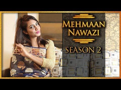 Arshi Khan House Tour | Mehmaan Nawazi | S02E01 | Tellymasala