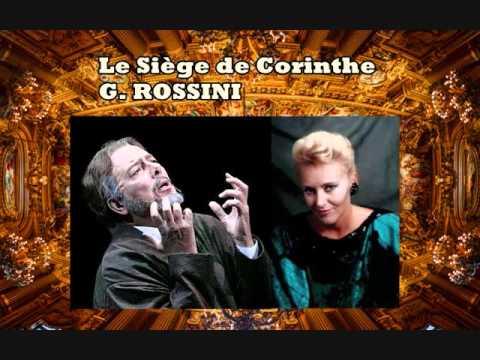 """Ferruccio Furlanetto & Christine Barbaux-Le Siege de Corinthe-""""Que vois-je! hélas!"""""""