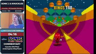Sonic the Hedgehog 2 & Knuckles by AlecK47 in 40:19 - Sonic and the Side Quests